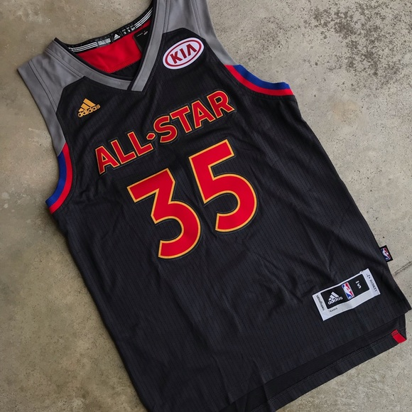 online store 1ba79 e683e Adidas Kevin Durant all star jersey 2014 Sz S
